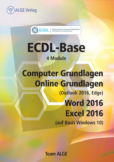 ECDL Base-Bundle Office 2016 Windows 10