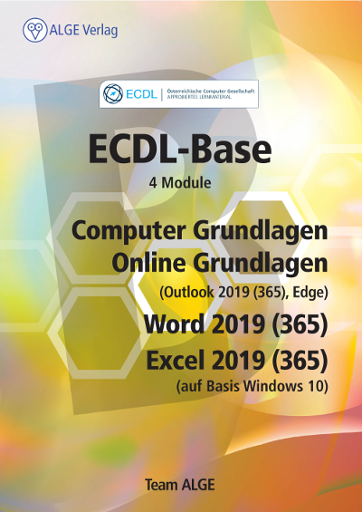 ECDL Base-Bundle Office 2019(365) Windows 10
